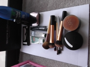The Artist Tools & Makeup Products