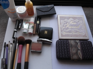 FOTN makeup for June 20, 2014 date night