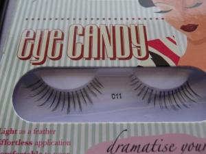 Eye Candy # 011 lashes